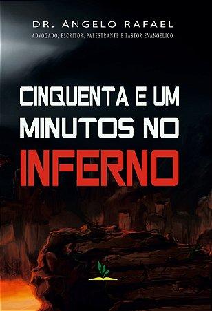 Livro impresso - 51 Minutos no Inferno