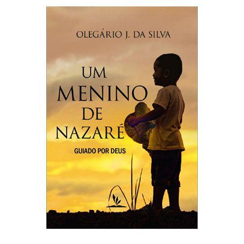 Livro Impresso Um Menino de Nazaré