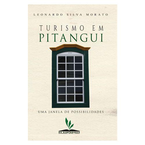 Livro Impresso Turismo em Pitangui