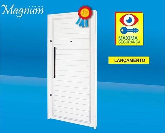 Porta Lambri Linha Magnum Atlantica