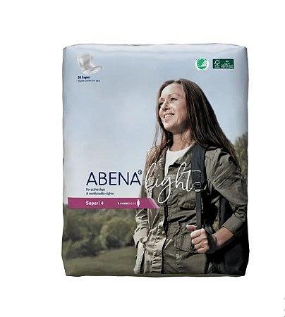 ABSORVENTE ABRI-LIGTH SUPER COM 30 UND