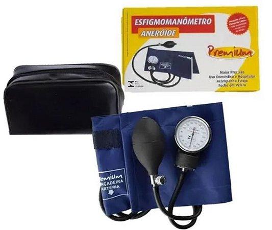 Aparelho De Pressão Sem Estetoscópio Premium