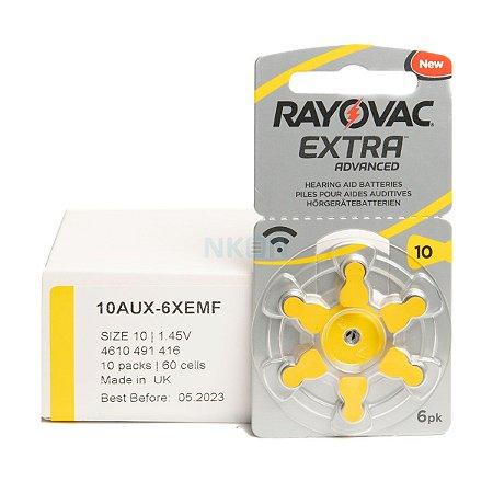 Bateria Auditiva 10 Rayovac