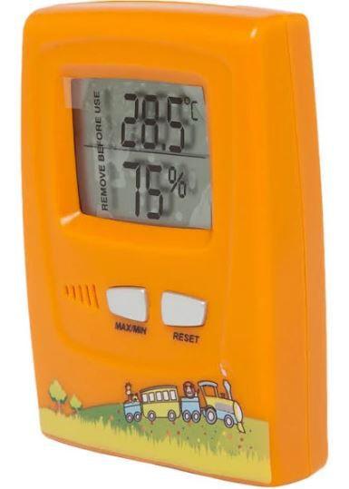 Termômetro Conforto Infantil Term-Higrômetro