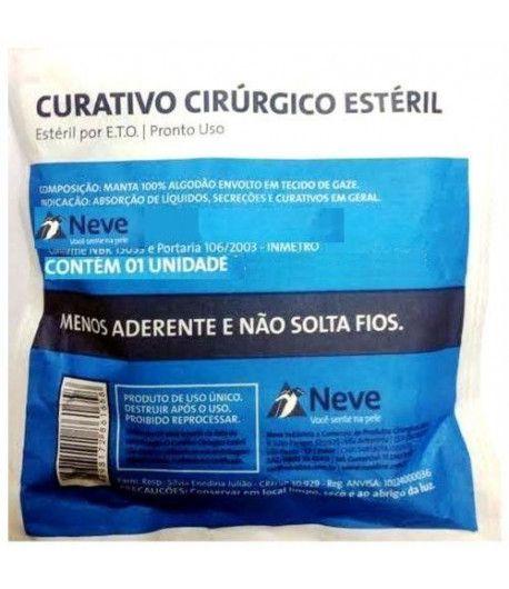 Compressa Curativo Algudonada 15X30 Esteril