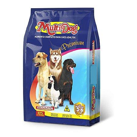 Multidog Premium Adulto 25kg