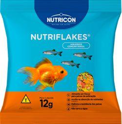 Ração Para Peixes Ornamentais Nutriflakes 12g