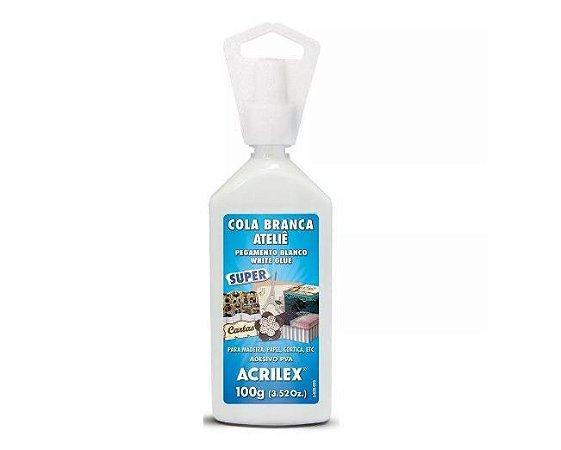Cola Branca Ateliê Super Acrilex 100g - 19410