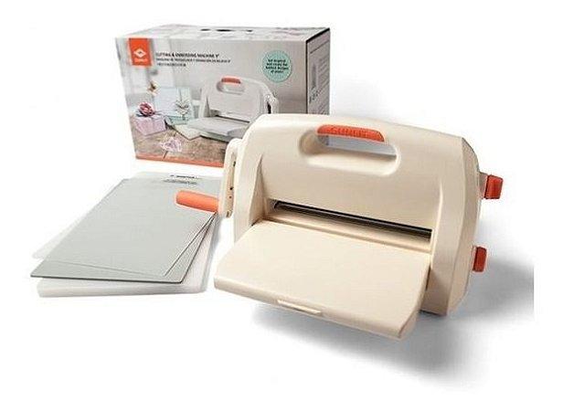 Máquina Para Corte E Relevo (emboss E Cutting) A5 - Sunlit