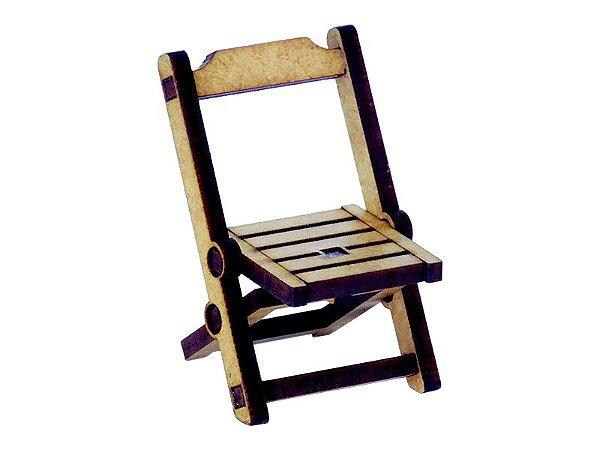 Miniatura Cadeira de Bar A110