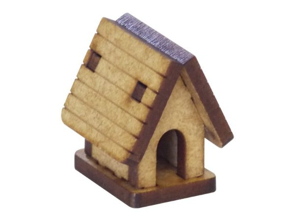 Miniatura Casinha de Pet A083