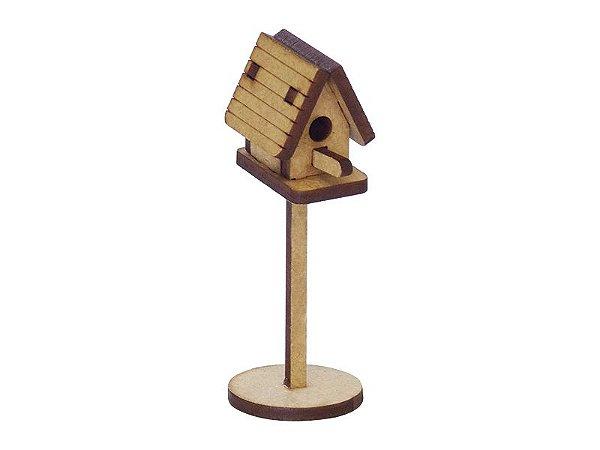 Miniatura Casinha de Pássaros A081