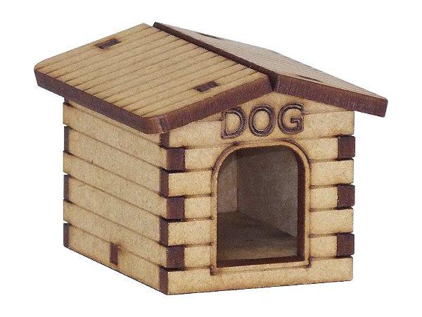 Miniatura Casinha de Cachorro A079