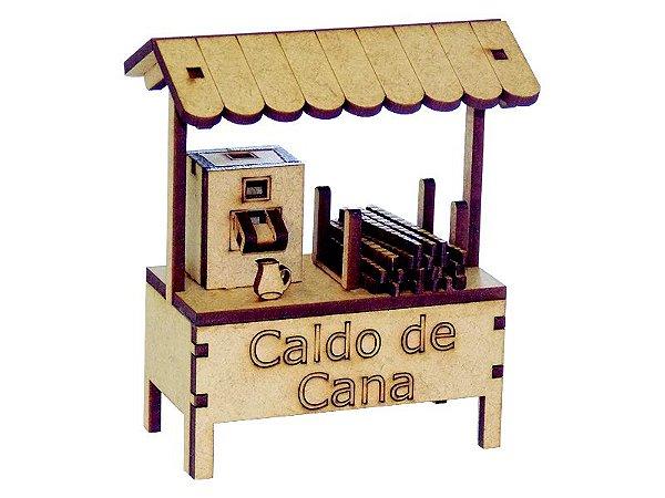 Miniatura Barraca Caldo de Cana A072