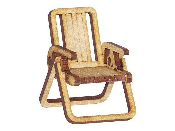 Miniatura Cadeira da Praia A064