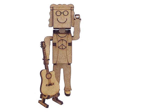 Miniatura Personagem Seixas A123