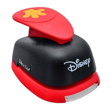 Furador Gigante Premium Disney Toke e Crie Luva Mickey Mouse - 19527 - FGAD02