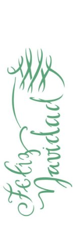 Stencil de Acetato para Pintura OPA 10×30 Simples – Feliz Navidad – OPA 2307