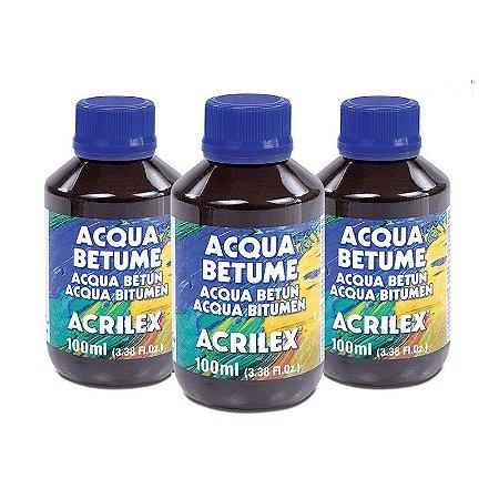 Acqua Betume Acrilex 100 ml