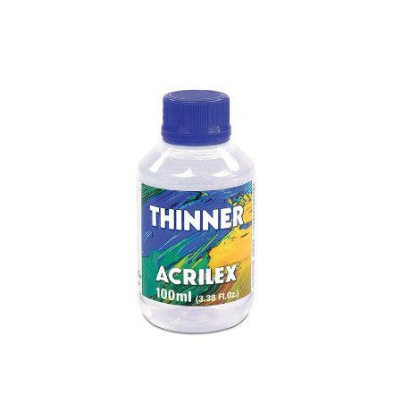 Thinner Acrilex 100 ml