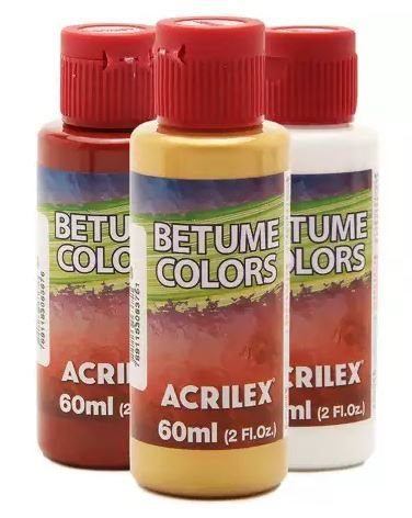Betume Colors Acrilex 60 ml