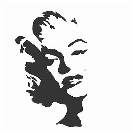Stencil 10X10 Simples – Famosos III – OPA361