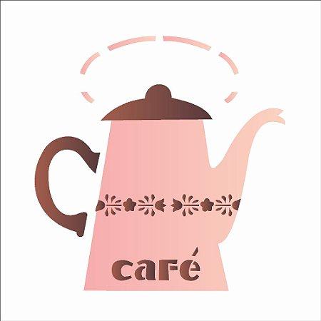 Stencil 14×14 Duplo – Café – OPA 1375