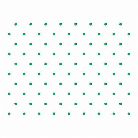Stencil 14×14 Simples – Poá Pequeno – OPA 1058
