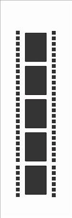 Stencil 10×30 Simples – Filme – OPA 023