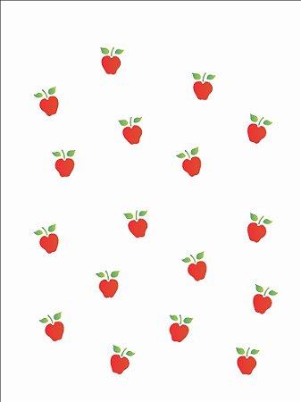 Stencil 15×20 Simples – Estamparia Maçã – OPA 1007
