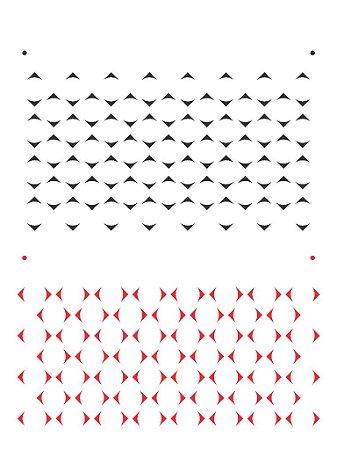 Stencil 15×20 Simples – Estamparia Bolas – OPA 2239
