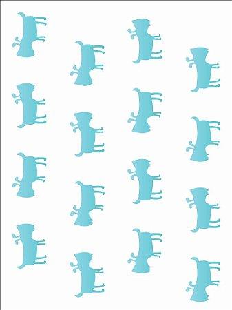 Stencil 15×20 Simples – Pet Estamparia Cachorro I – OPA 2168
