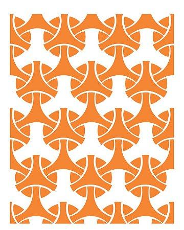 Stencil 20×25 Simples – Estamparia Tramas – OPA 2271