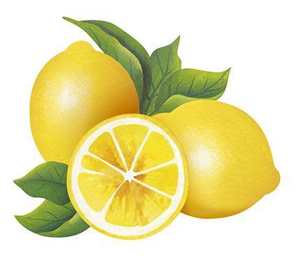 APM8-1092 - Aplique Litoarte Em Papel E MDF - Limões