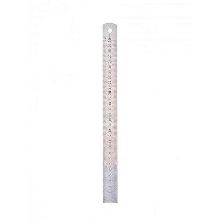 Régua de Metal 30cm