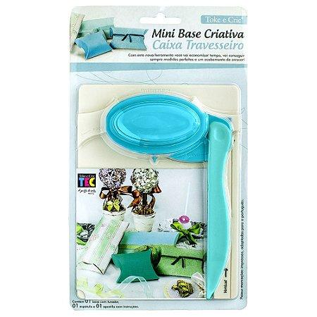 Mini Base Criativa Toke e Crie Travesseiro - 17694 - MBC001