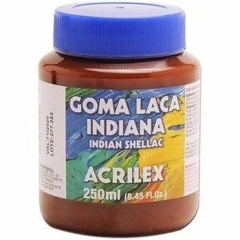 Goma Laca Indiana Acrilex 250 ml