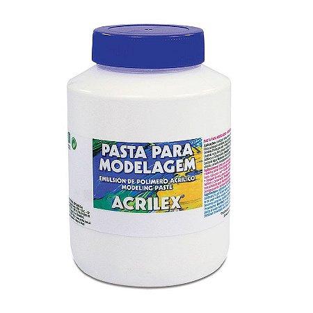 Pasta para Modelagem Acrilex 500 ml