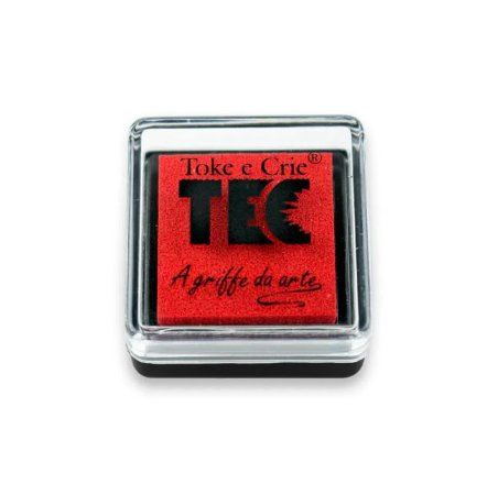 Carimbeira Toke e Crie - 11694 - Vermelho - ALC016