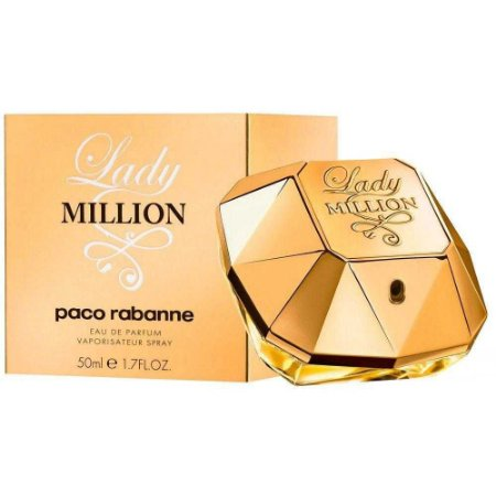Perfume Paco Rabanne Lady Million EDP