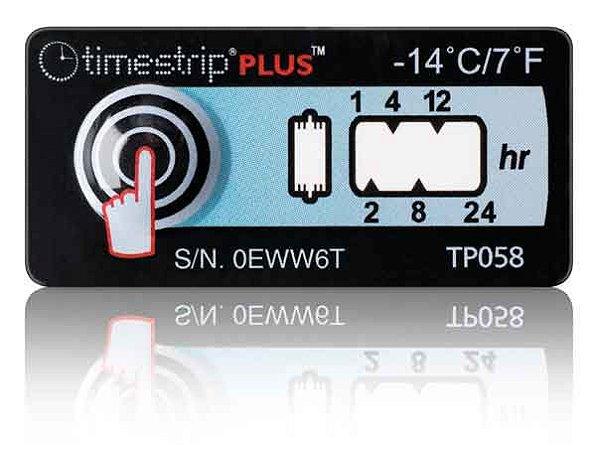(-14°C/7°F) 24h - Timestrip PLUS TP-058