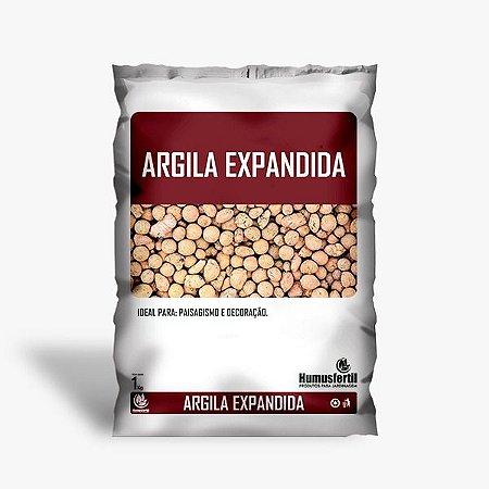 Argila Expandida para Drenagem (1Kg)