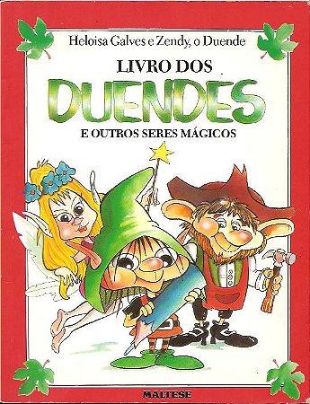 O Livro dos Duendes e Outros Seres Mágicos