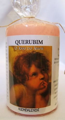 Vela do Anjo Querubim