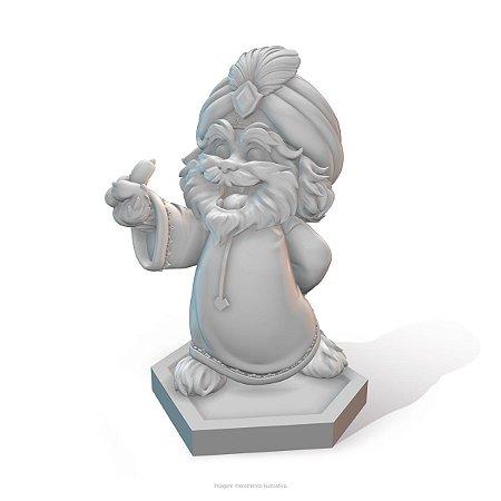 Miniatura Sultão de Cockapoo - Os Desejos do Sultão