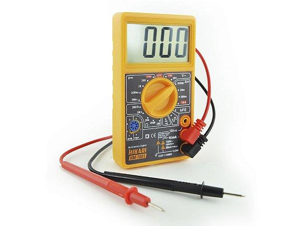 Multimetro Digital Hikari HM-1001