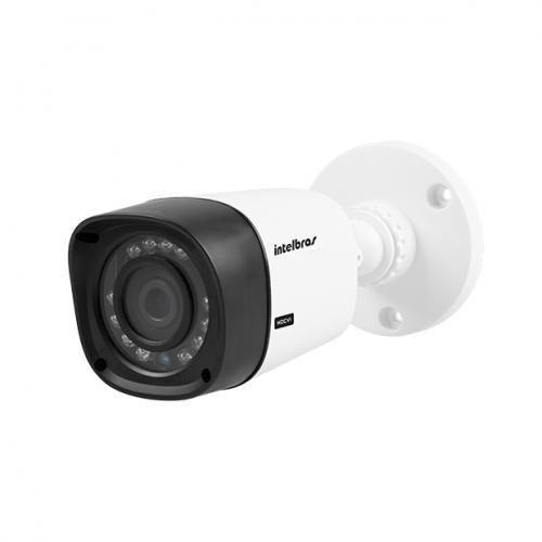 Câmera INTELBRAS HDCVI 1120 B G4 HD BULLET 20 METROS