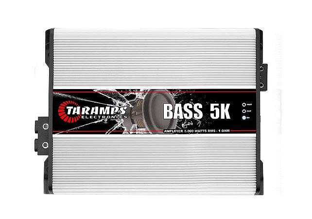 Módulo Amplificador TARAMPS BASS 5K Classe D 1 canal 5000W RMS 1 OHM