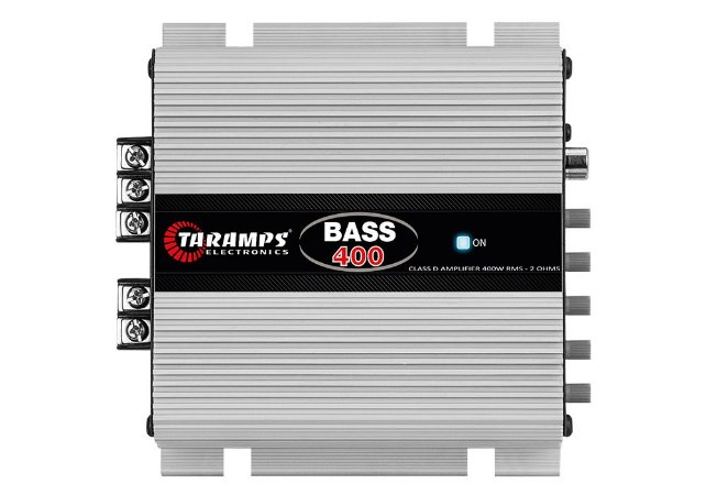 Módulo Amplificador TARAMPS BASS400 Classe D 1 canal 400W RMS