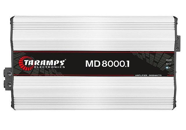 Módulo Amplificador TARAMPS MD8000 Classe D 1 Canal 8000W RMS